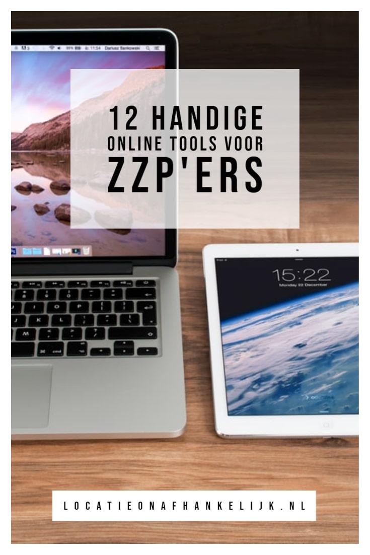 Handige online tools voor ZZPers