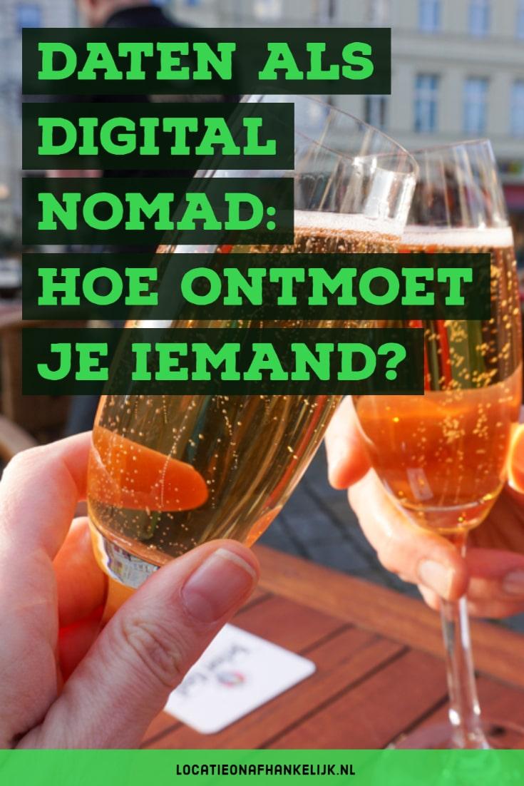 Vrienden maken en daten als digital nomad
